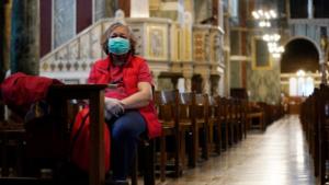 Il via alle celebrazioni nelle parrocchie: andremo a messa con le mascherine