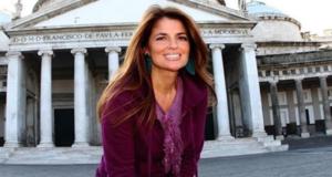"""La cantante Monica Sarnelli a """"Suoniamo la citta"""""""