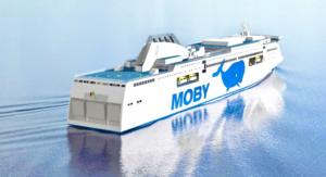 Moby Fantasy: Italia-Cina per la Ro-Pax più Grande e Green del Pianeta