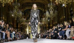 Parigi fashion week Men's, lo stile caliente di Oteyza