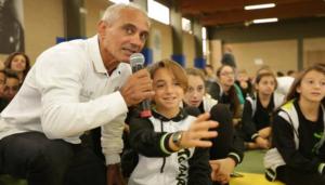 """Judo: Mariani in piazza, """"fate riprendere sport di contatto"""""""