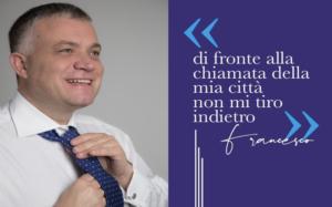 Frattamaggiore: Ufficiale, Francesco Russo Candidato a Sindaco con Liste Civiche