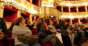 Teatro San Carlo di Napoli: boom, per le visite guidate