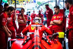 F1:Camilleri spinge la Ferrari 'ho fiducia nel team'