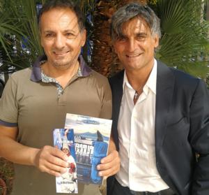 """Il libro """"Viaggio nella Pandemia-La sfida di Pulcinella"""""""