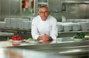 Lo chef Bruno Barbieri: passa il testimone, del Fourghetti a Lavacchielli