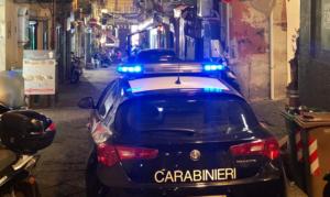 Movida cittadina, intensi i controlli dei Carabinieri