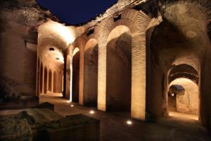 Campania by Night all'Anfiteatro campano di Santa Maria Capua Vetere