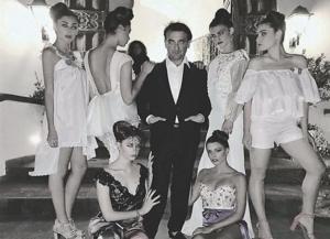 Union,fashion for style:  sfilata evento di Raffaele Tufano Sant'Anastasia