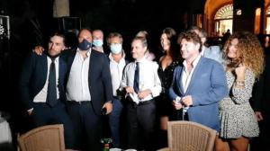 Party Esclusivo a Villa Domi a Napoli: Con il Coordinamento Napoletano di Forza Italia