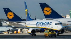 """Ryanair: colloca azioni a investitori per la """"flessibilita' finanziaria"""""""