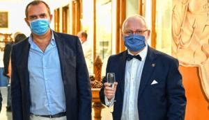 """Gennaro Stroppolatini: Un Economista Prestato All'Arte """"Festa di Compleanno"""""""