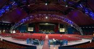 Palapartenope riparte dai giovani con la Casa della Musica