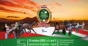 Agnano: torna la magia del Gran Premio Lotteria