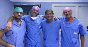 Primo trapianto meniscale da cadavere alla Clinica Salus di Battipaglia-Intervento rarissimo in Campania