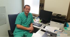 """Intervista al Prof. """"Vittorio Imperatore"""" nuovo Primario dell'U.O di Urologia dell'ospedale San Giuseppe Moscati di Avellino"""