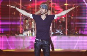 Enrique Iglesias: e' Top Latin Artist of All Time