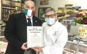 Celebrazioni di alta qualità per i 150 anni di Arfè, simbolo gastronomico di Napoli