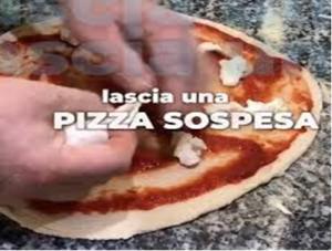 "Natale di beneficenza: Cinquemila pizze ""sospese"" invece di regali"