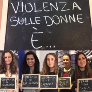 Una maratona teatrale online contro la violenza sulle donne