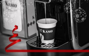 Caffè Kamo protagonista di una mission di solidarietà in vista del prossimo Natale