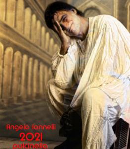 """""""Pulcinella 2021"""" è uscito il primo Calendario di Pulcinella al mondo"""