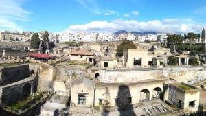 Natale sui canali social del Parco Archeologico di Ercolano