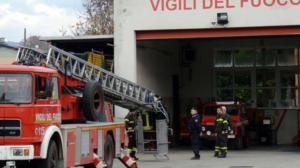 Attrezzi rubati ai Vigili del fuoco