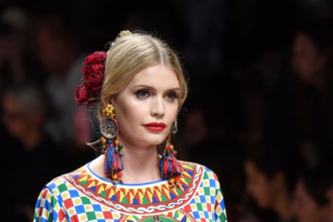 Lady Kitty Spencer e' Global Ambassador Dolce e Gabbana