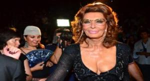 """A Sophia Loren il premio """"L.A., Italia Legend Award"""""""
