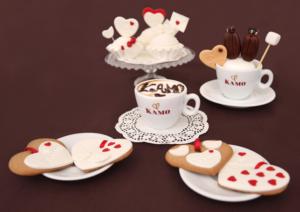 Kamo… il caffè ispirato all'Amore!