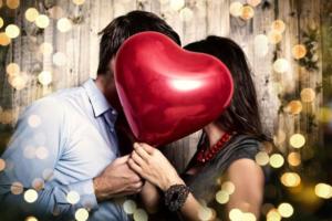 San Valentino: piccoli set fotografici nel Napoletano