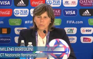 Italdonne, punta a Euro'22,Bertolini 'Noi pronte'