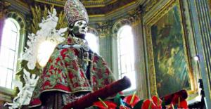 Culto S.Gennaro, oggi un'altra tappa verso il patrimonio Unesco