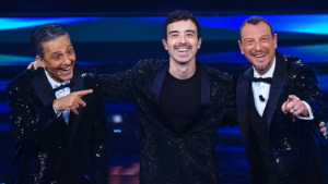 Sanremo: Diodato torna a far rumore all'Ariston un anno dopo