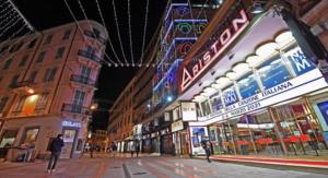 Sanremo: vigilia senza festa e con pochi curiosi