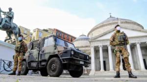 Pasqua: in Campania scattano maggiori controlli delle forze dell'ordine