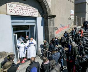 """La Pasqua povera degli italiani: crollano redditi e consumi, """"Il conto della pandemia"""""""
