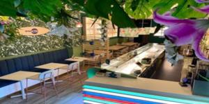 Inaugurazione All'aperto per gli Amanti della Cucina Fusion: Giappoke non si ferma