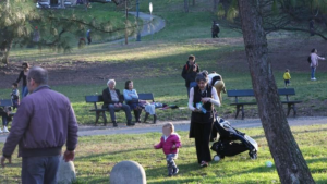 Riapre la Reggia di Caserta: runner e bimbi nel Parco Reale