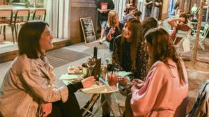 Riapertura in sordina: pienone ai tavoli per il caffe',meno a ristorante