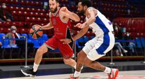 Basket: Eurolega, Milano 4/a e affrontera' Bayern ai playoff