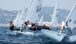 Vela: al Circolo Canottieri di Napoli la V tappa del Campionato Zonale Laser 2021