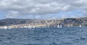 Circolo Canottieri Napoli: al via la V tappa del Campionato Zonale Laser 2021