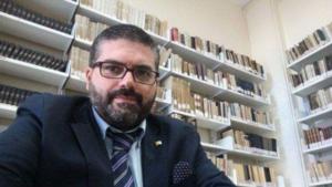 Giornalisti: sezione libreria dedicata a Carmine Alboretti