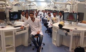 Medicina: alla Federico II l'aula didattica hi-tech unica in Italia