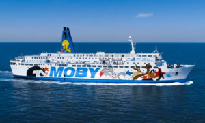 """Moby e Tirrenia, presentano """"Ciao Scuola!"""
