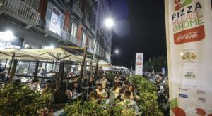 Napoli: il successo del tour Coca-Cola PizzaVillage@Home-Video