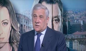 """Tajani: si al progetto Maresca """"nell'interesse citta"""""""