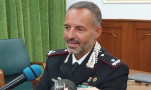 """Il nuovo comandante dei Carabinieri Scandone: """"Napoli complicata ma bellissima, felice di essere qui"""""""